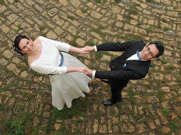 Hochzeitsfotos Schloss Solitude, Meisinger-Fotografie