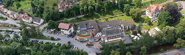 Panoramafoto Hotel Ochsen