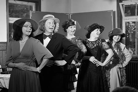 Eventfotografie Odeon Ladies von Meisinger-Fotografie Rutesheim
