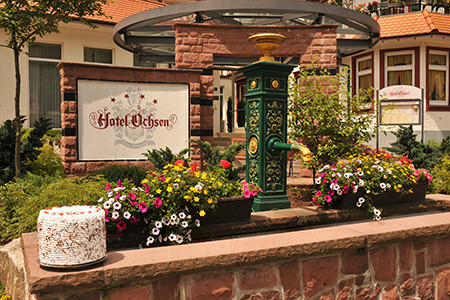 Immobilienfotografie Hotel Ochsen Höfen
