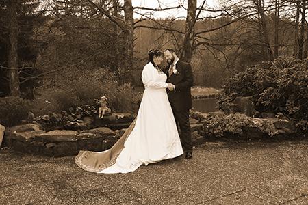 Hochzeitsfotografie von Nicole Meisinger Herrmannsee