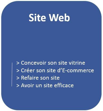 Formation sur comment concevoir et/ou refaire son site ou sa e-boutique sous Jimdo
