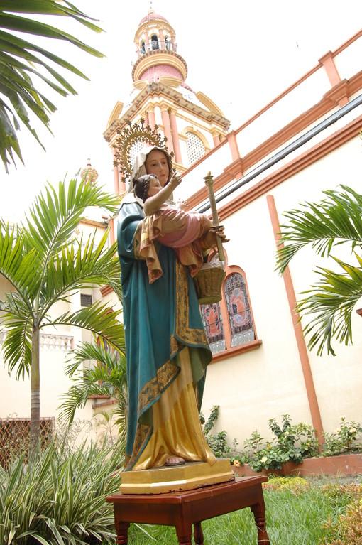 Imagen Nuestra Señora de la Candelaria (v)