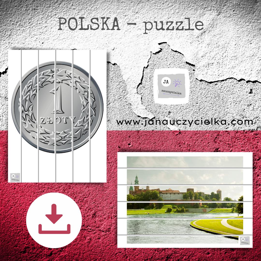 POLSKA - puzzle