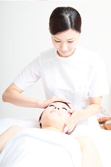 頭の施術が学べるヘッドセラピー講座!(気功整体)