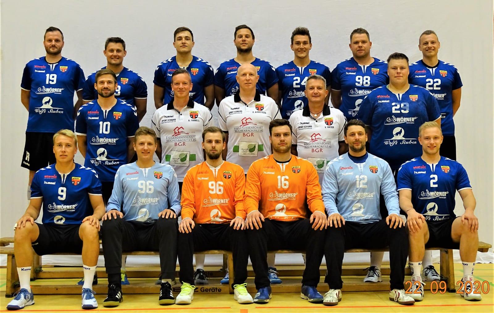 Vorbericht Männer 1 Verbandsliga  Staffel 2 – 2. Spieltag