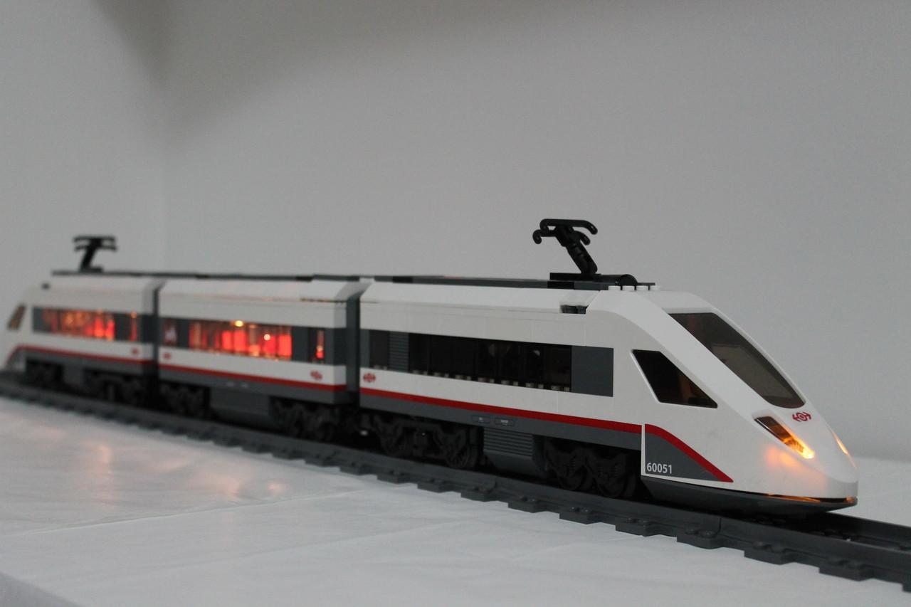 Kit treni brickled