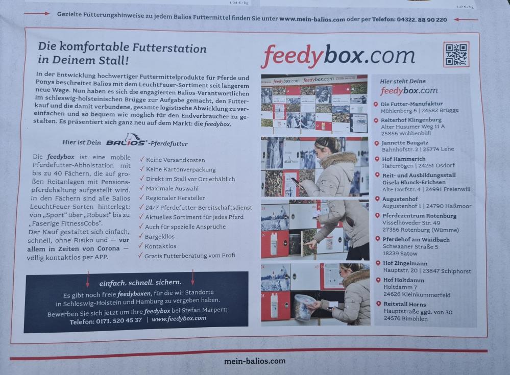 Feedybox