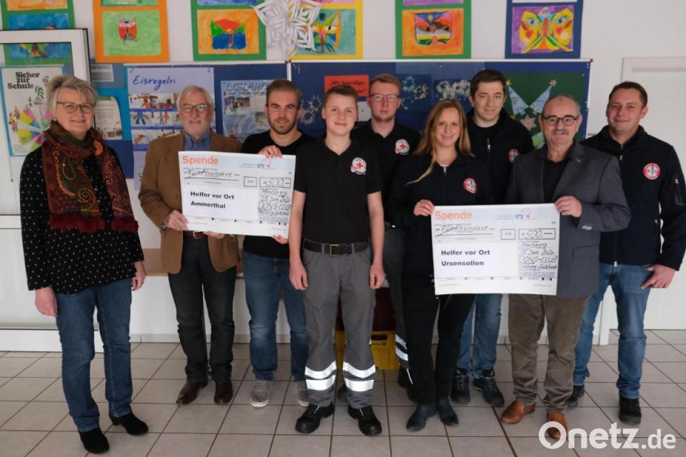 Spendenübergabe Lions Club Amberg-Sulzbach