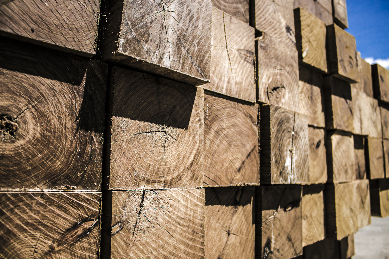 Cypress Rough Sawn