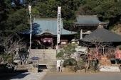 日蓮宗立教開宗の地