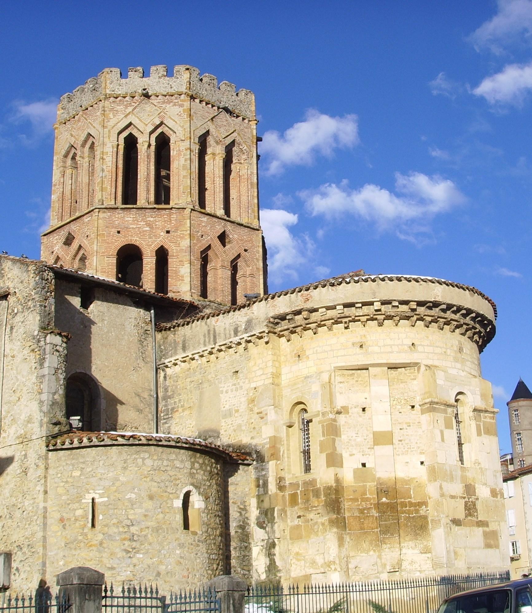 Eglise Saint-Lizier