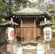 心行寺 六角堂