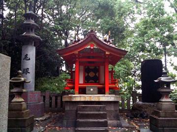 王子神社 末社 関神社