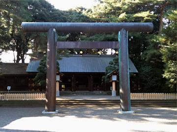 埼玉県護國神社