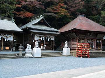 太平山神社 境内社 交通安全神社 福神社 星宮神社