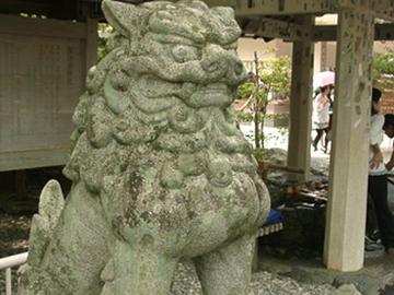 猿田彦神社 狛犬