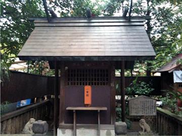 天祖神社(一本杉神明宮)