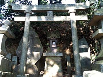 織姫神社 大山阿夫利神社