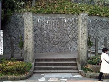 王子神社 入口