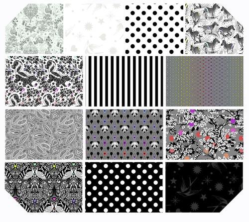 Tula Pink Linework Kollektion