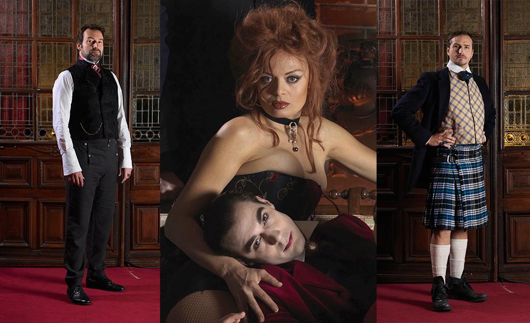 LE PORTRAIT DE DORIAN GRAY - 18h30 - Salle Juliette Drouet - Carrée