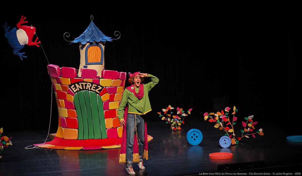 LA BELLE LISSE POIRE DU PRINCE DE MOTORDU - 10h10 - Salle Molière / Ronde