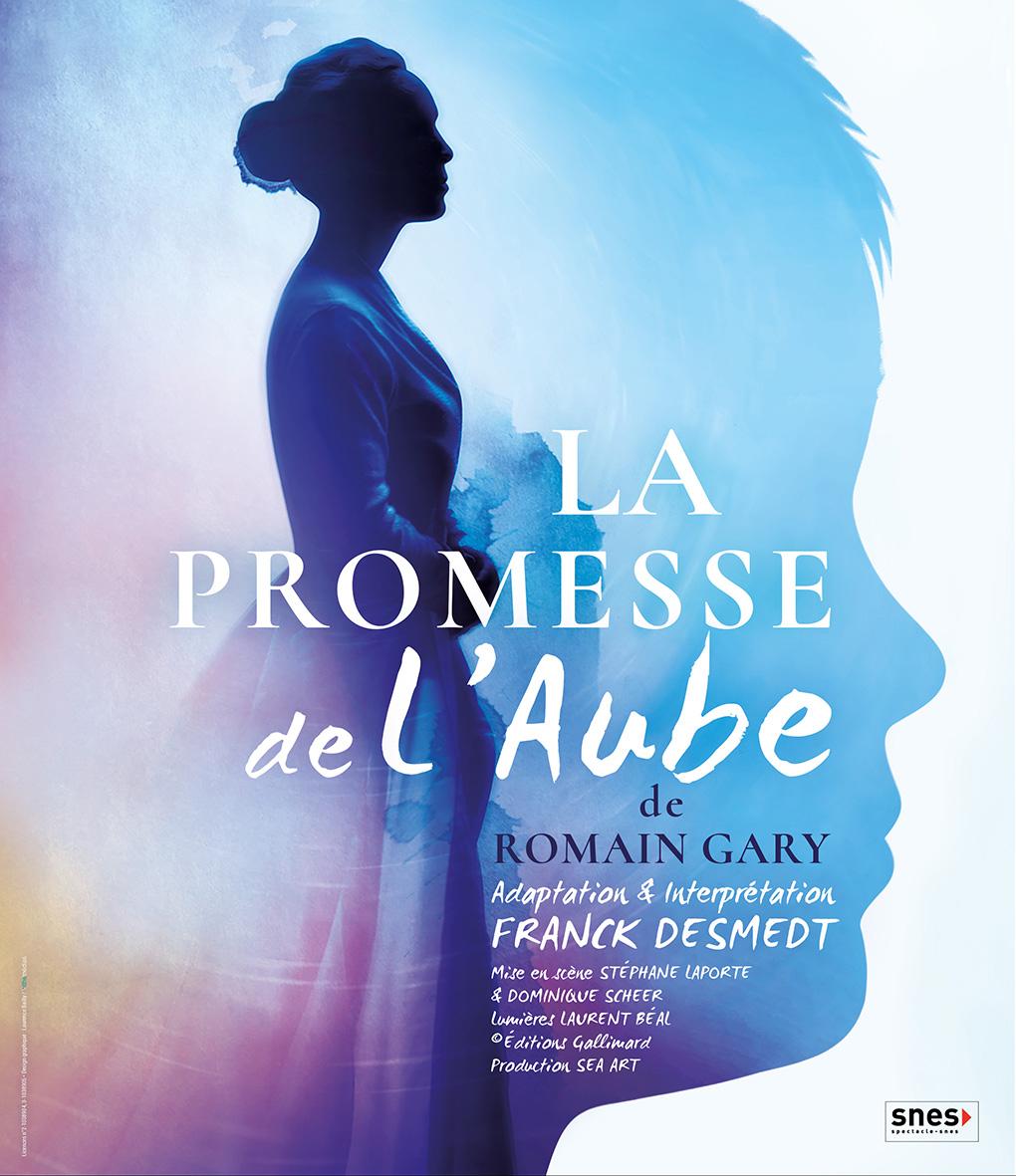 LA PROMESSE DE L'AUBE - 18h25 - Salle Juliette Drouet / Carrée
