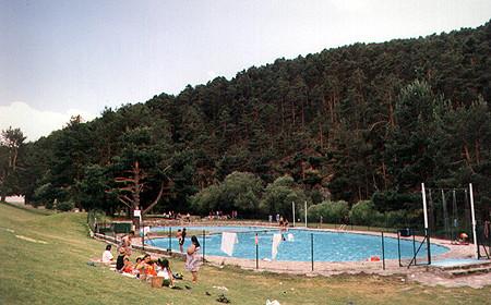 Piscinas Naturales Madrid - El Espinar