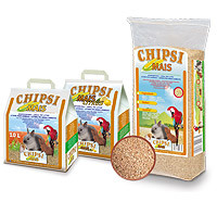 Chipsi Mais, sustrato de maiz