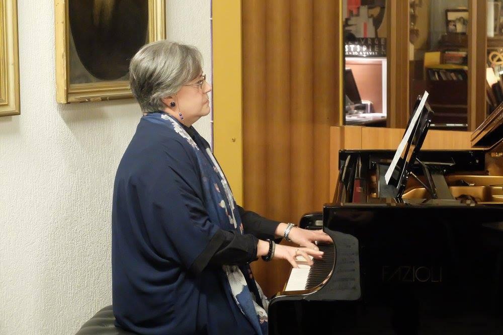 Suonando Schumann...