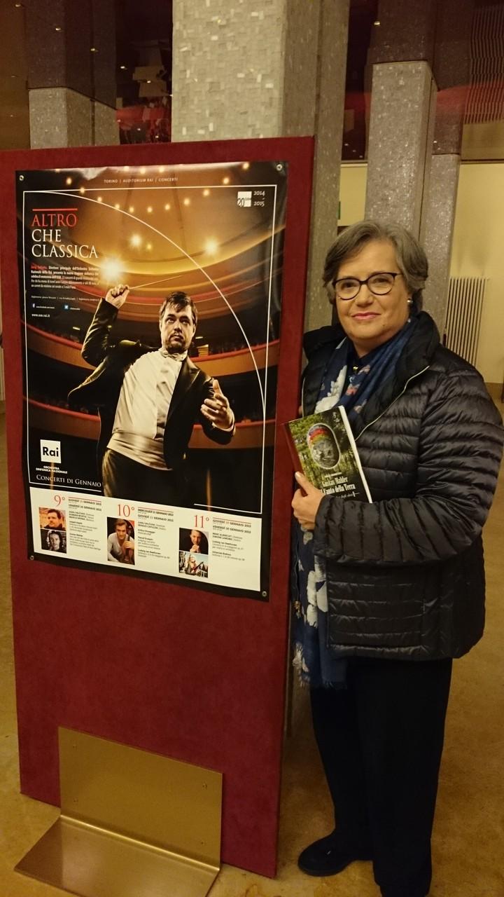 Torino, Auditorium RAI, gennaio 2015. In programma: G.Mahler, Das Lied von der Erde