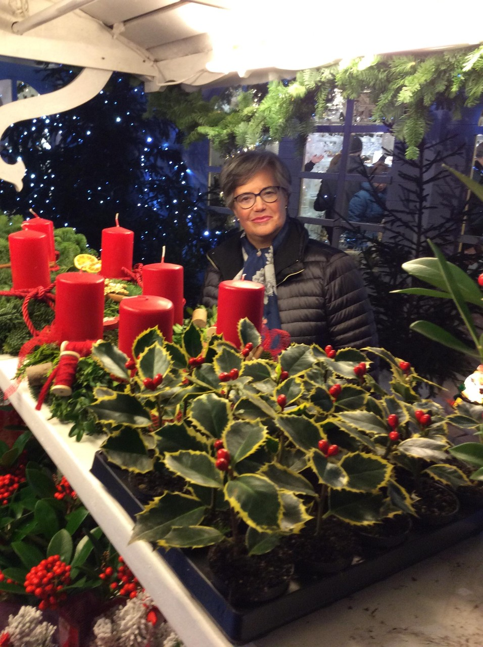 Verona, mercatini di Natale 2014