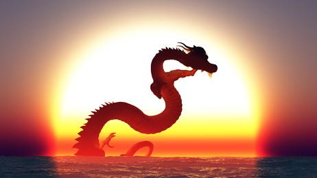 龍のパワーアイテム・龍のご加護...