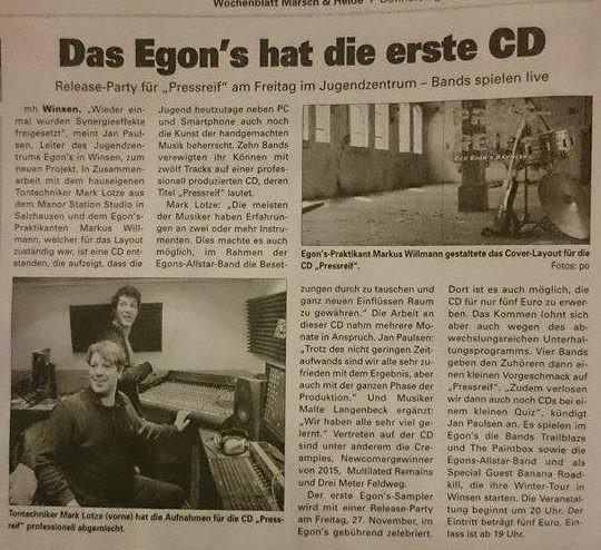 Elbe Geest 27.11.15