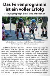 Wochenblatt Elbe & Geest, 04.08.2021