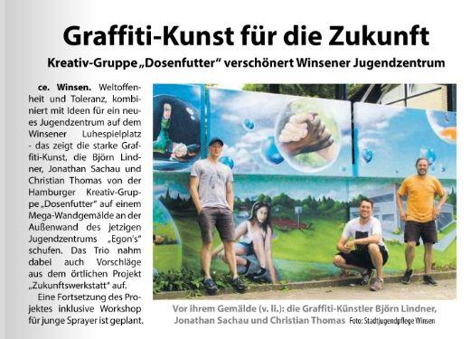 Wochenblatt Elbe- und Geest, 24.06.2020