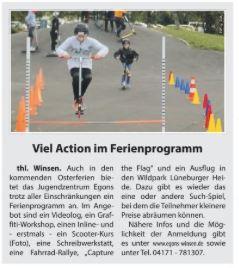 Wochenblatt Elbe- und Geest, 20.03.2021