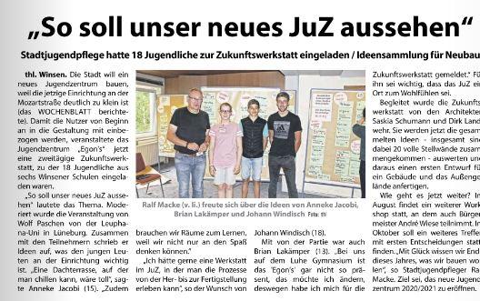 Elbe & Geest- Wochenblatt, 11.07.2018