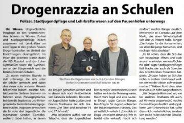 Wochenblatt Elbe und Geest, 28.10.2017