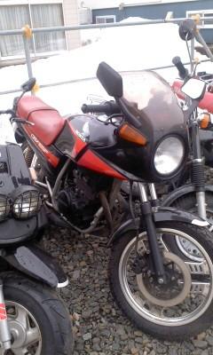 CBX125F