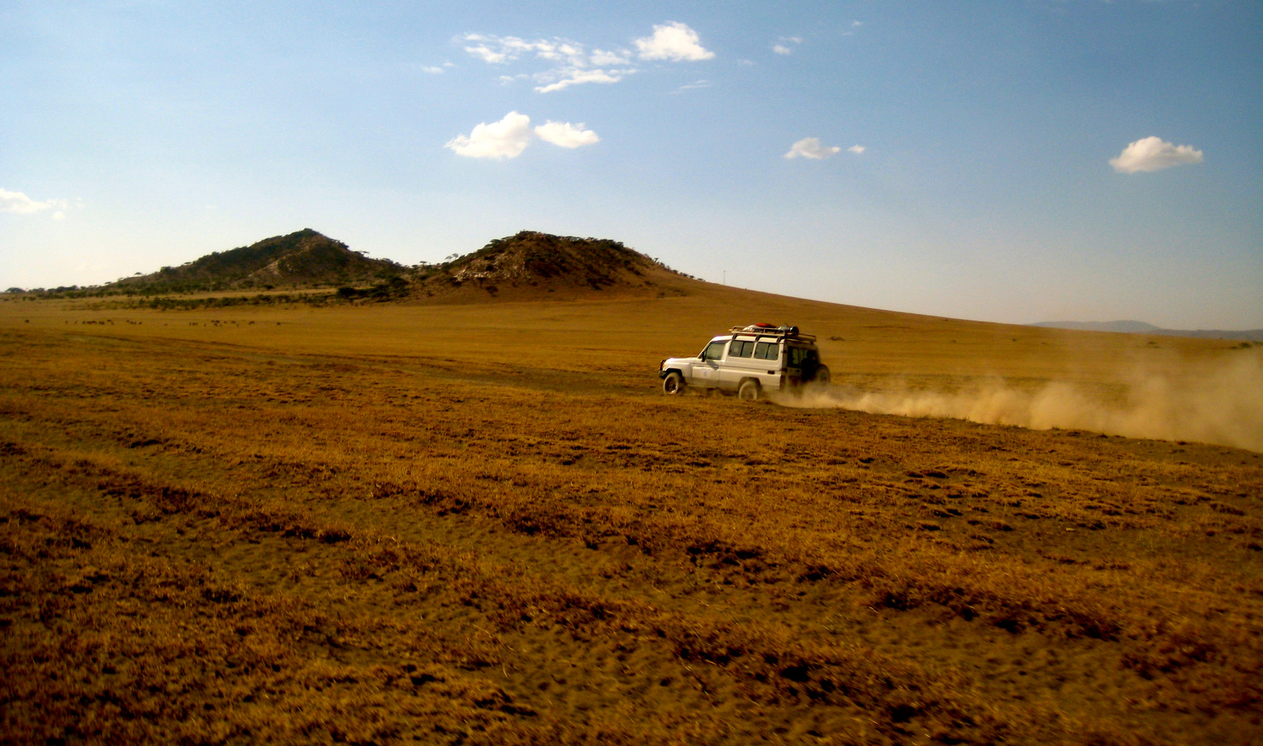 Sur la route // Tanzanie