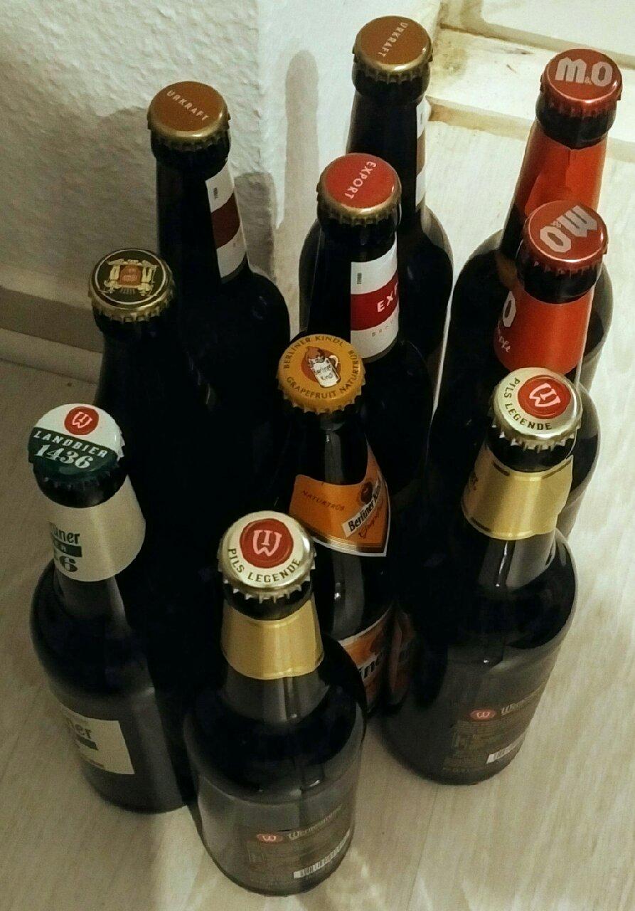 Neues frisches Bier im Sortiment..!