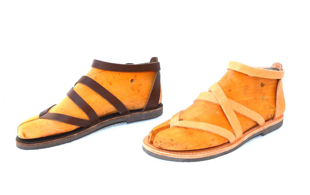 ANANIAS Sandalen aus Griechenland