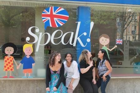 Speak! Lehrer