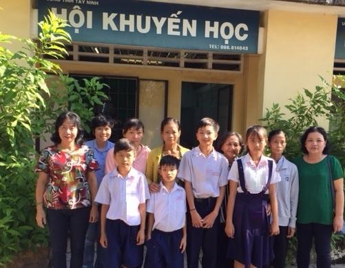 Hội Khuyến học Tây Ninh