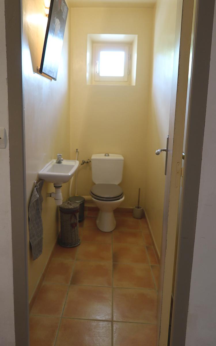 WC Etage 1