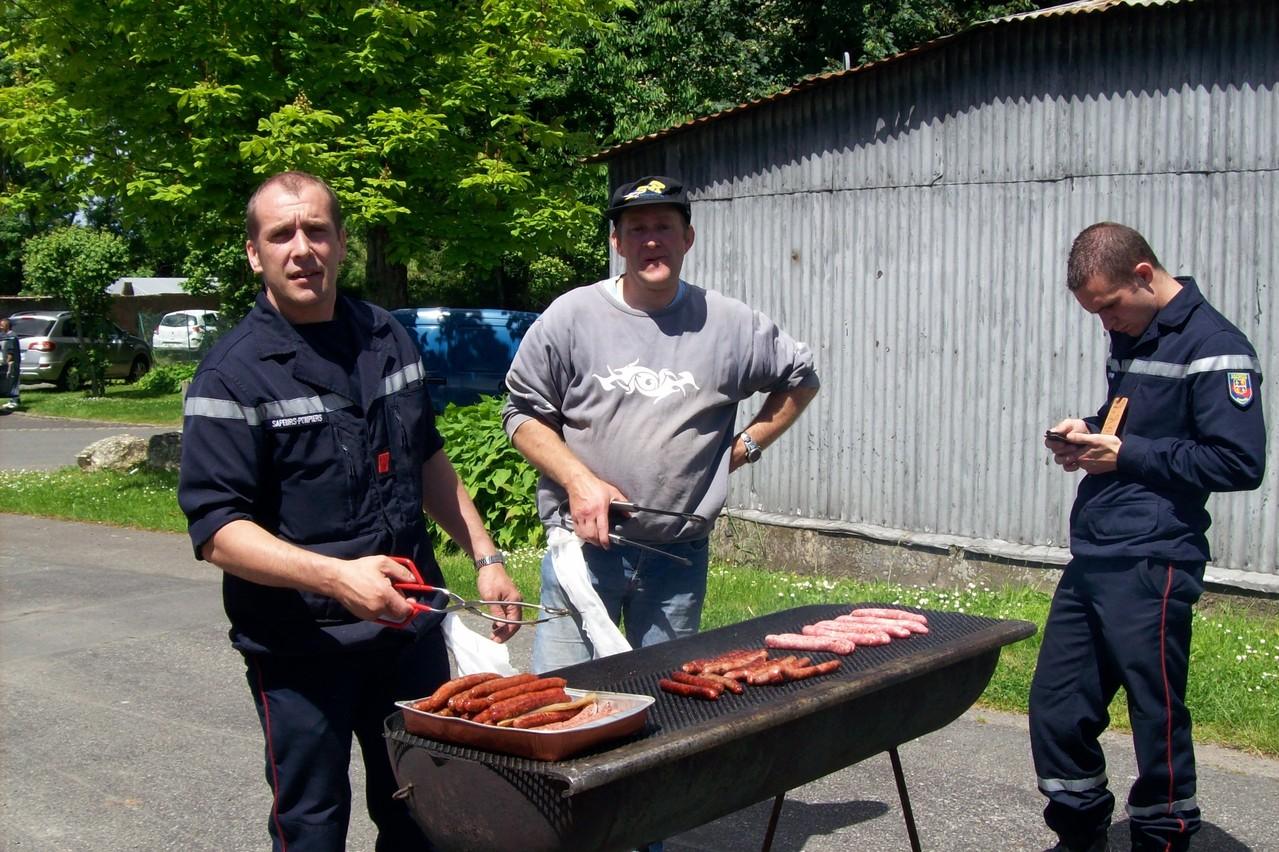 avec les spécialistes du barbecue