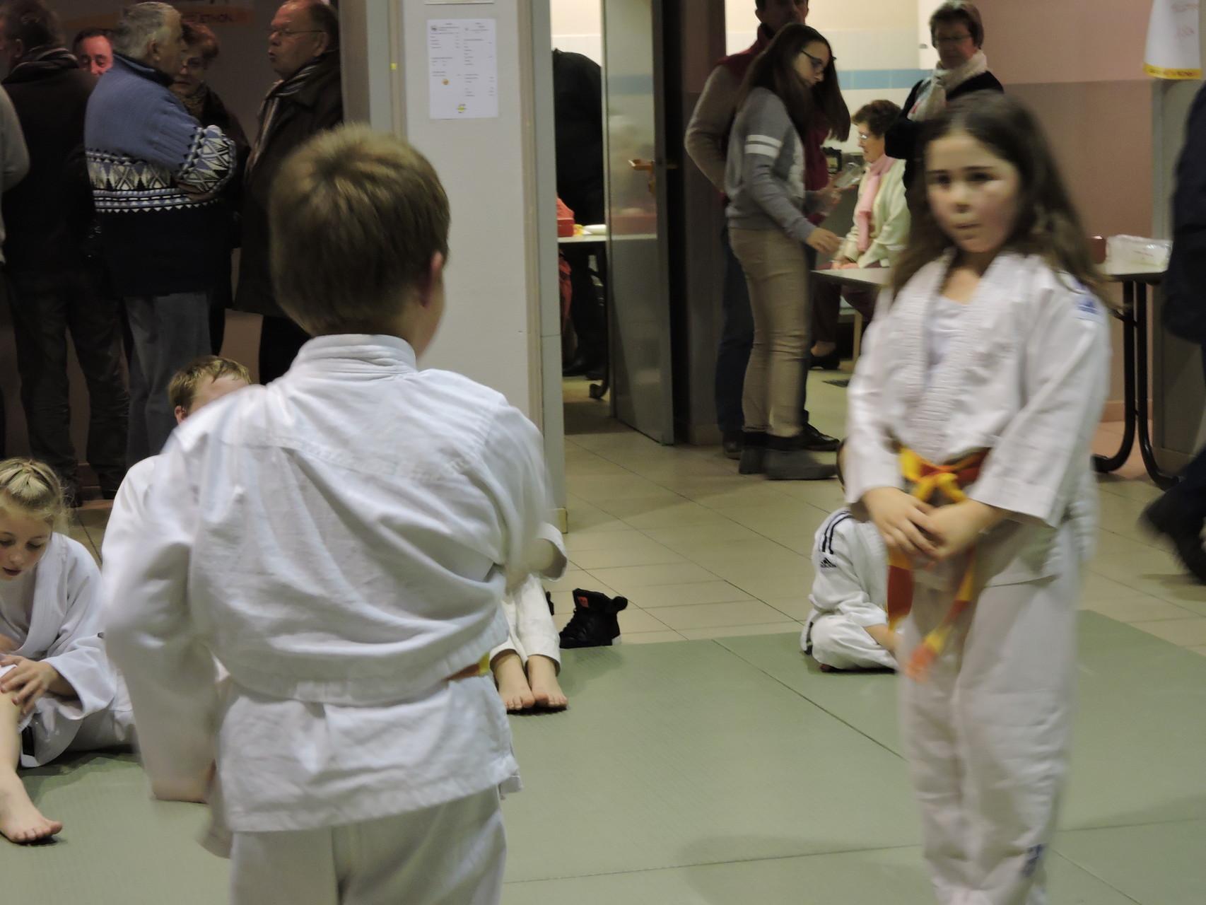 les judokas ont encore répondu présents