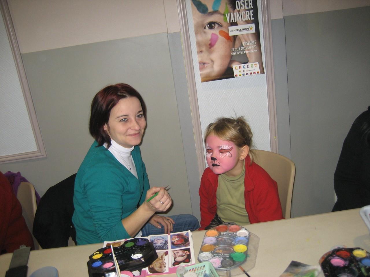Vacances plurielles a fait le bonheur des enfants avec ses maquillages